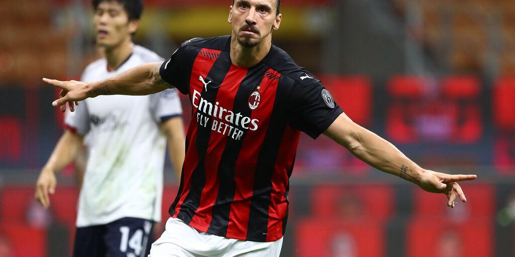 Milan, tamponi ogni giorno per Ibrahimovic: i rossoneri sperano di risparmiare tempo (Getty Images)