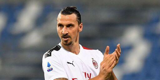 Zlatan Ibrahimovic, Milan (Getty)