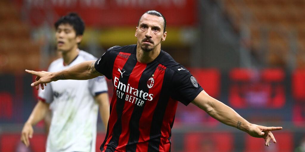 """Ibrahimovic sullo scudetto: """"Se ci credi puoi fare tutto"""" (Getty Images)"""