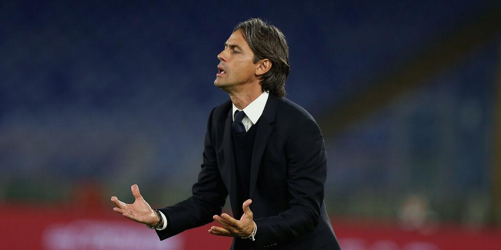 Benevento-Napoli, la conferenza di Filippo Inzaghi (Getty Images)