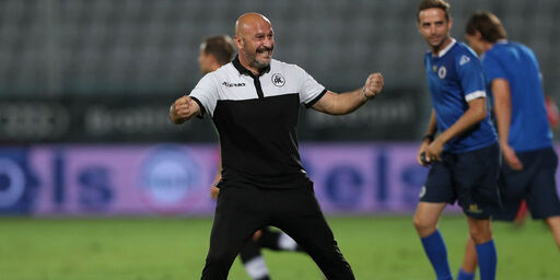 """Spezia, Italiano: """"Nzola profilo interessante, ecco gli assenti contro il Sassuolo"""" (Getty Images)"""