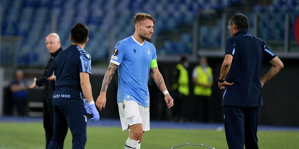Lazio, Immobile e Zaccagni si allenano in gruppo: le ultime (Getty Images)
