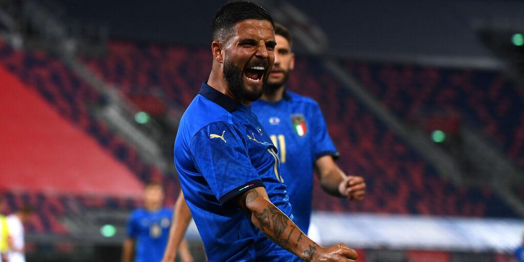 Italia-Repubblica Ceca 4-0, cronaca e tabellino (Getty Images)