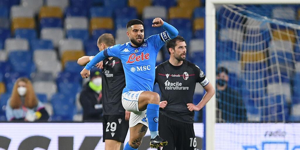 Calciomercato Napoli, rinnovo Insigne: distanza di 1 milione (Getty Images)