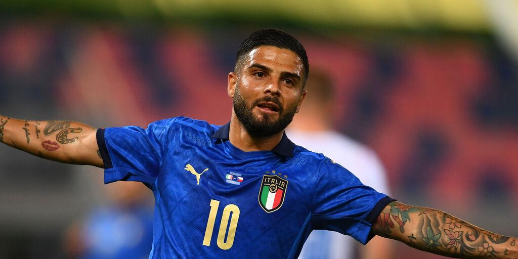 Calciomercato Napoli, ipotesi addio per Insigne: si muove l'Atletico Madrid (Getty Images)