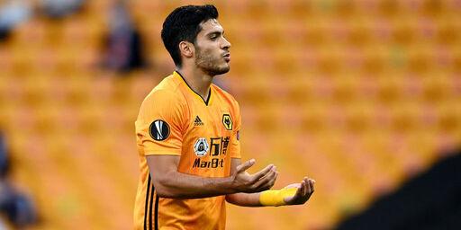 Wolverhampton, frattura del cranio per Raul Jimenez: il comunicato (Getty Images)