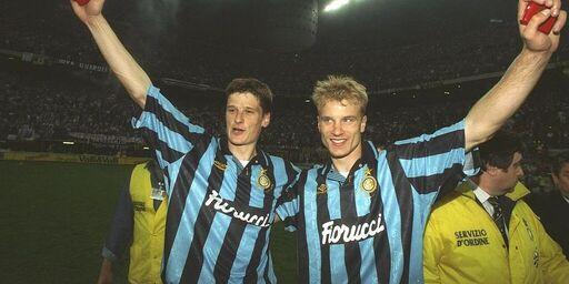 L'Inter in Europa League: 1994, col Salisburgo il riscatto di una stagione infernale (Getty Images)