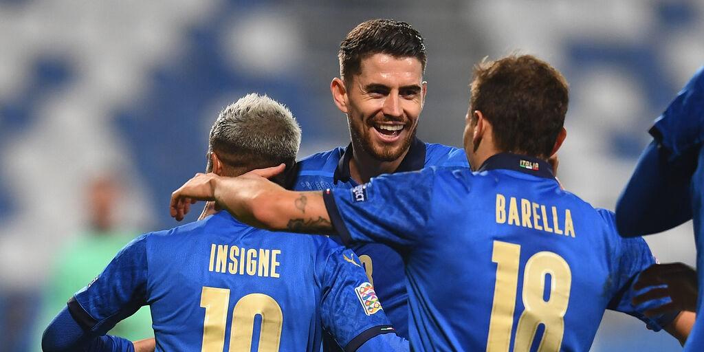 """Euro2021, Jorginho: """"Italia come il Chelsea, possiamo arrivare in finale"""" (Getty Images)"""