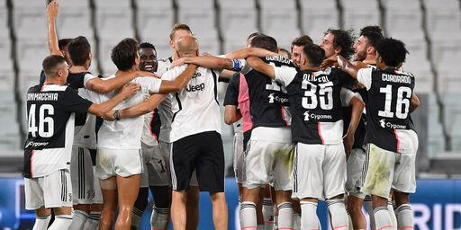 VIDEO - Juventus-Sampdoria 2-0, gol e highlights: è festa scudetto (Getty Images)