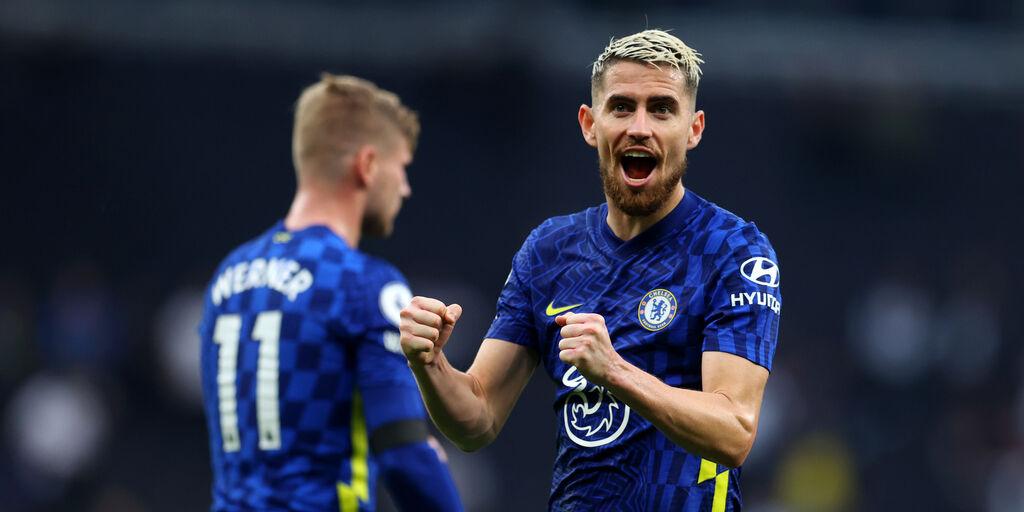 """Chelsea, Jorginho: """"Altro che figlio di Sarri. Sono qui perché lo merito"""" (Getty Images)"""