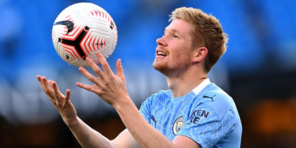 Manchester City, De Bruyne verso il recupero: le sue condizioni (Getty Images)