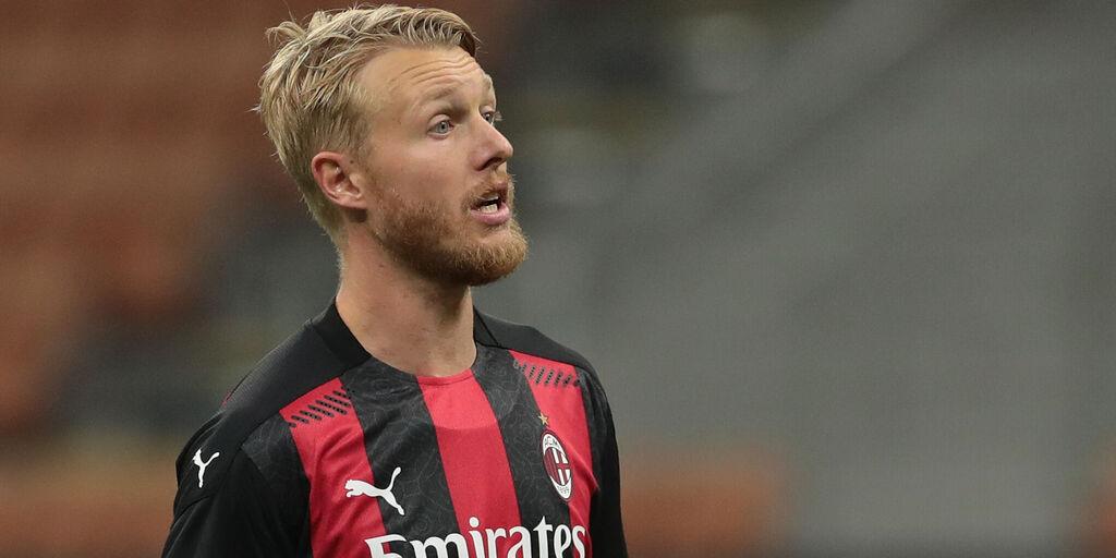 Milan: Kjaer può farcela per lo Spezia (Getty Images)