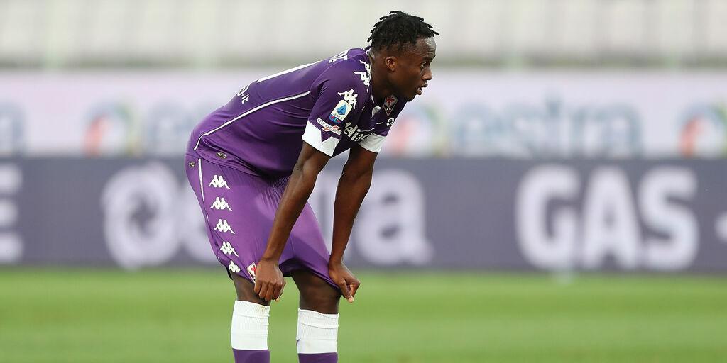 """Fiorentina, Kouame: """"Buona prestazione, peccato per il risultato"""" (Getty Images)"""