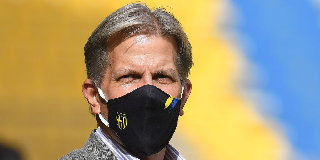 """Parma, Krause: """"Stagione difficile, torneremo in Serie A"""" (Getty Images)"""