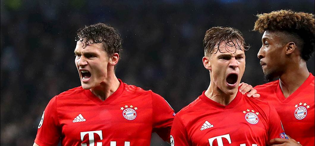 Bayern Monaco, Benjamin Pavard positivo al Covid (Getty Images)