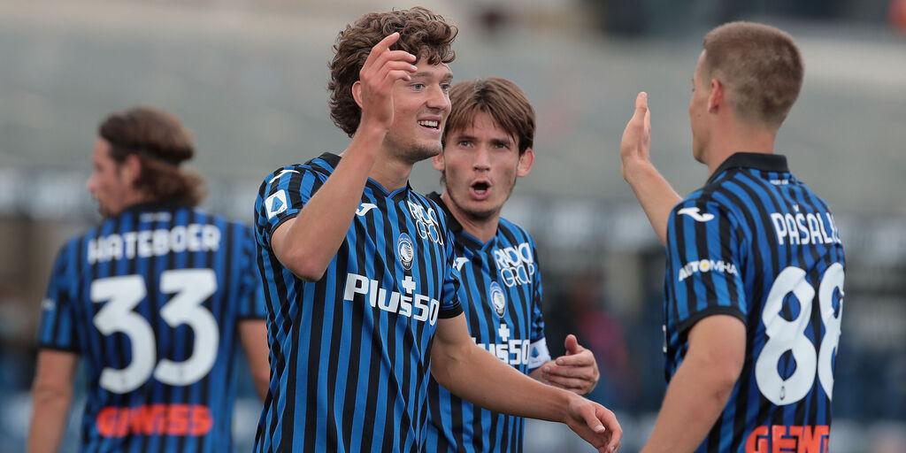 Genoa scatenato: Lammers, Caicedo, Fares e Maksimovic (Getty Images)