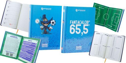 Arrivano il Fantadiario e la Fantagenda! Fantacalcio® presenta i suoi Diario, Agenda e l'intera linea scuola 2020/2021