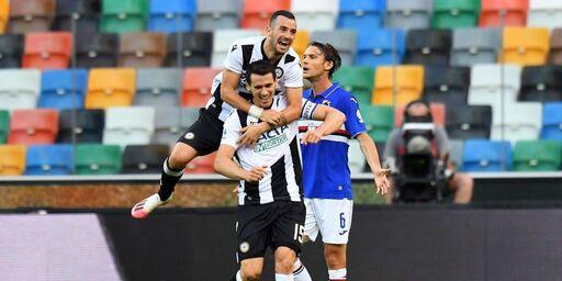 """Calciomercato Udinese, ag. Lasagna: """"Futuro da decifrare"""" (Getty Images)"""