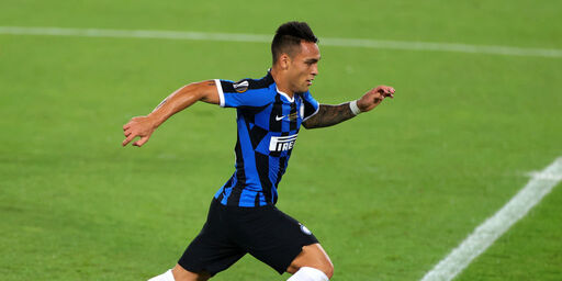 Lautaro, che combini? Lo sfogo esagerato di Martinez in Genoa-Inter (Getty Images)
