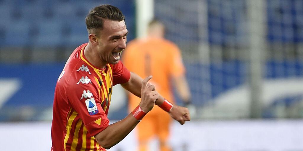 Benevento: Letizia, Iago Falque e Depaoli recuperabili per il Parma (Getty Images)