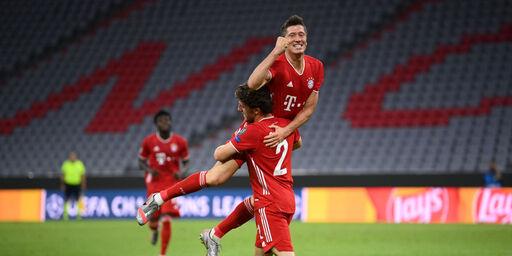 Champions League, tutto facile per il Bayern Monaco col Chelsea (Getty Images)