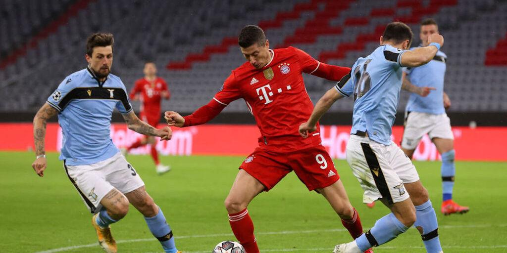 Bayern Monaco-Lazio 2-1, cronaca e tabellino (Getty Images)