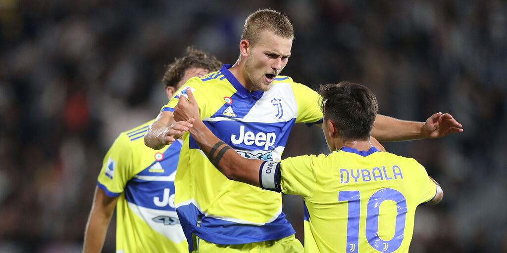 "Juventus, Van Der Sar: ""De Ligt come Ronaldo"" (Getty Images)"