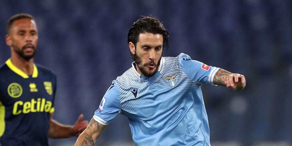 Luis Alberto, sorrisi in ritiro: resta la volontà di partire, Milan alla finestra (Getty Images)
