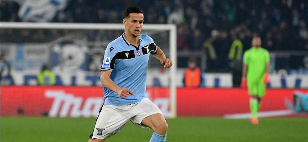 Lazio, infortunio alla caviglia per Luiz Felipe (Getty Images)