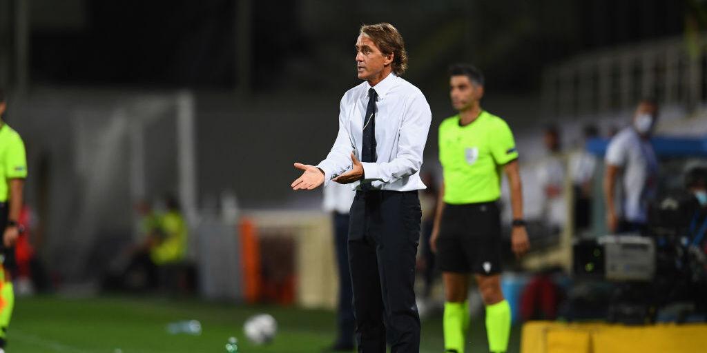 Roberto Mancini, CT dell'Italia (Getty Images)