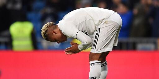 Real Madrid, Mariano positivo al Coronavirus (Getty Images)