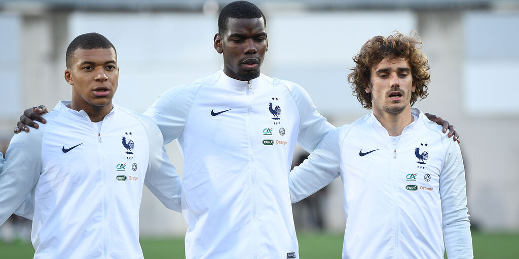 "Francia, Griezmann: ""Nazionale? Ecco perchè al Barca è diverso"" (Getty Images)"