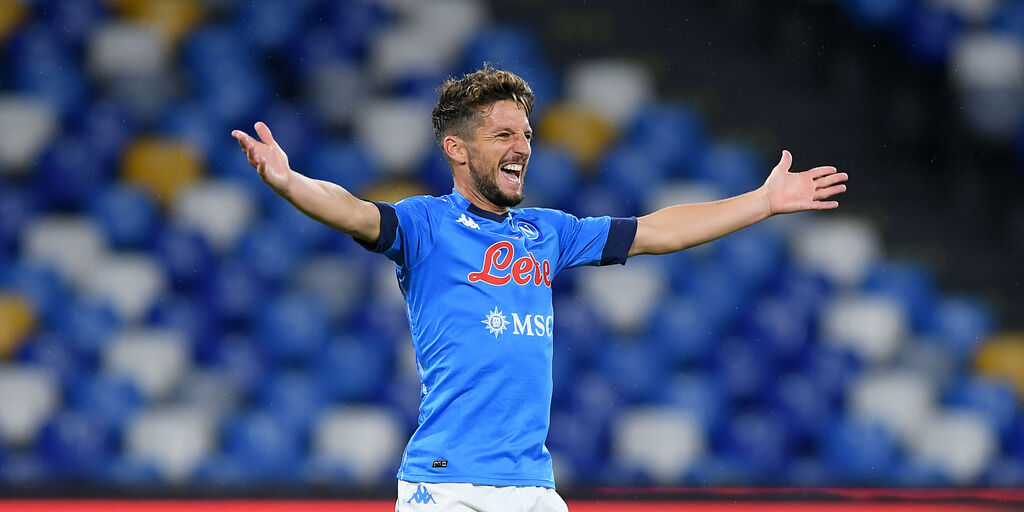 Napoli, Zielinski in panchina col Crotone? Spazio a Mertens ed Osimhen (Getty Images)