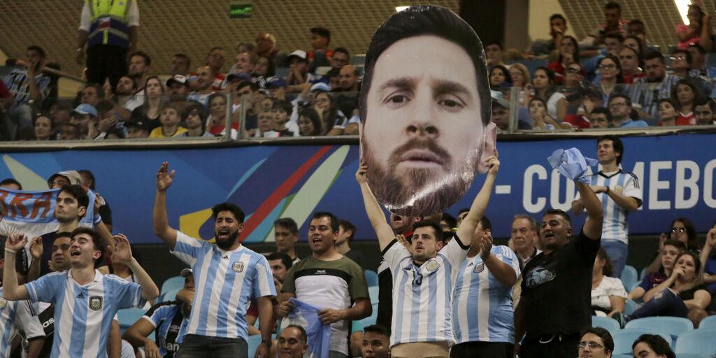 Tutti vogliono Messi  (Getty Images)