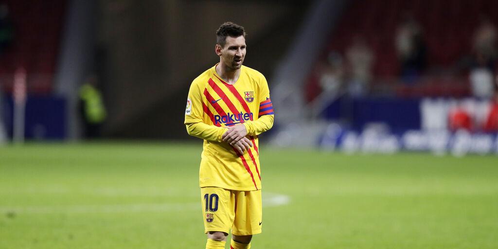 """Barcellona, Koeman: """"Non posso convincere Messi a rimanere"""" (Getty Images)"""