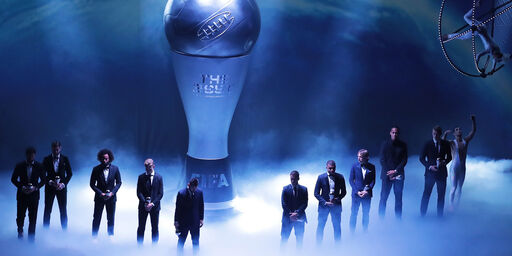 Fifa Best Awards (Getty Images)