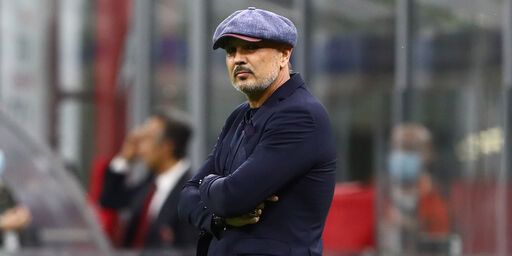 "Bologna, Mihajlovic: ""Il Milan ha Ibrahimovic e noi no, questa è la differenza"" (Getty Images)"
