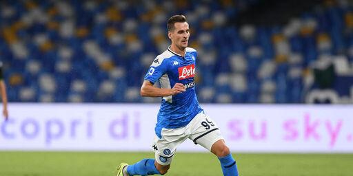 Calciomercato Napoli Milik (Getty Images)