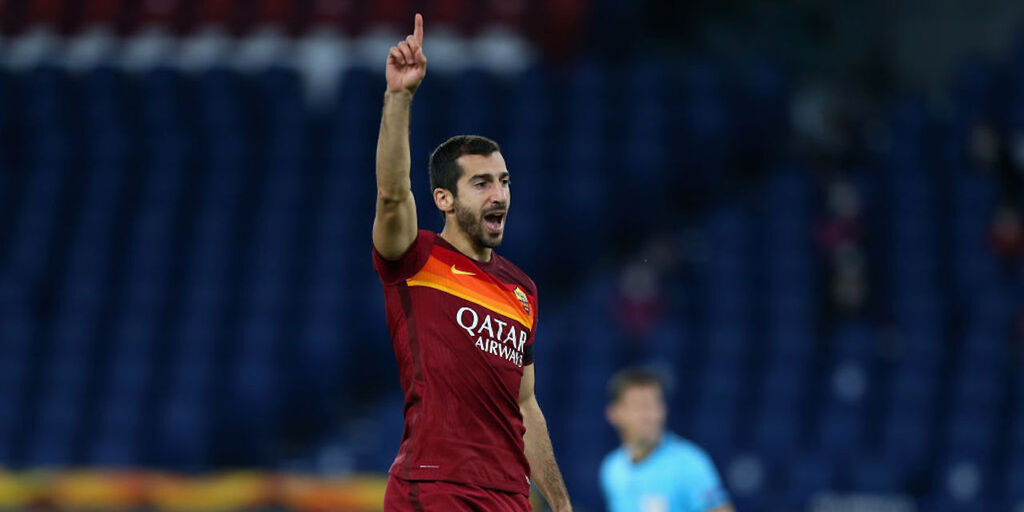 Roma, rischio turnover per Mkhitaryan: le ultime (Getty Images)