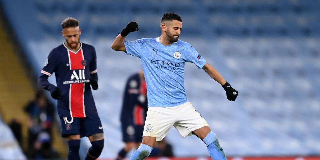 Manchester City-PSG 2-0, gol e highlights (Getty Images)