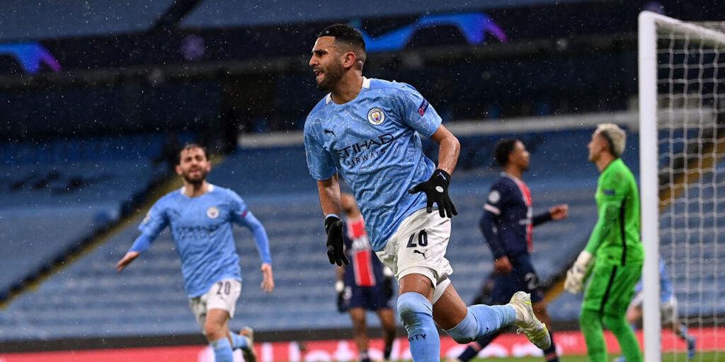 Manchester City-PSG 2-0, cronaca e tabellino (Getty Images)