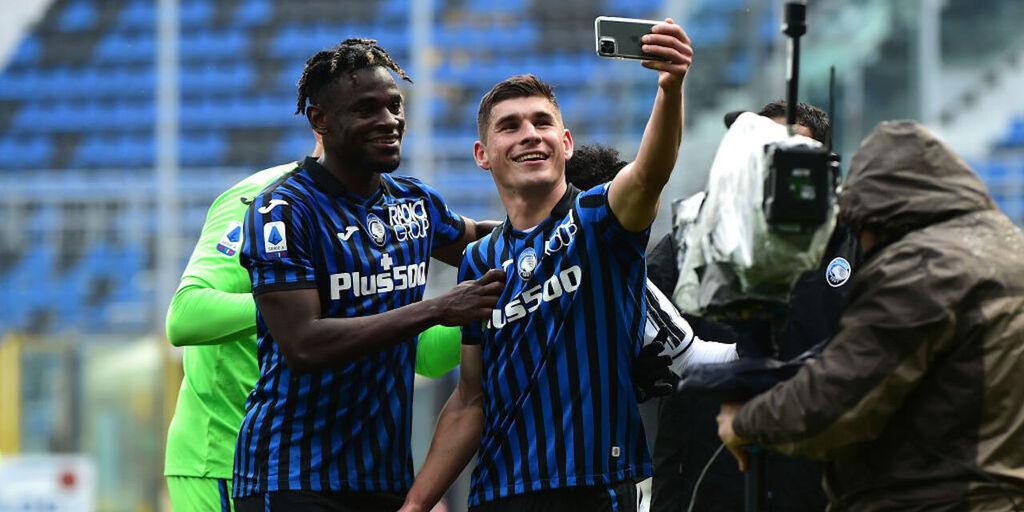 Atalanta-Juventus 1-0, gol e highlights (Getty Images)