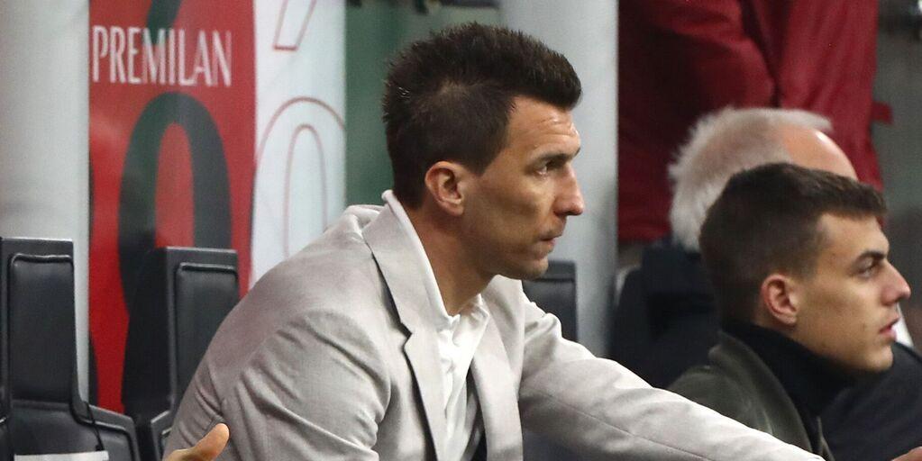 Milan, bel gesto di Mandzukic. Rinuncia allo stipendio di marzo (Getty Images)