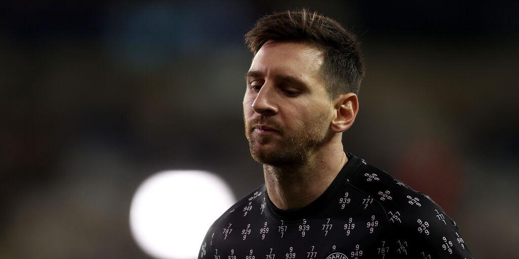 Psg col Montpellier senza Messi, Verratti e Ramos: il comunicato (Getty Images)