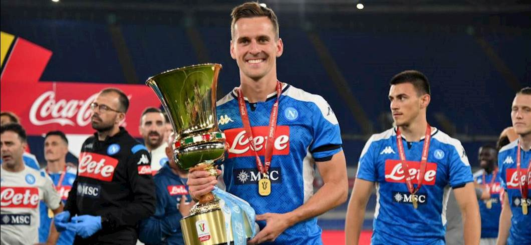 Calciomercato Juventus Milik  (Getty Images)
