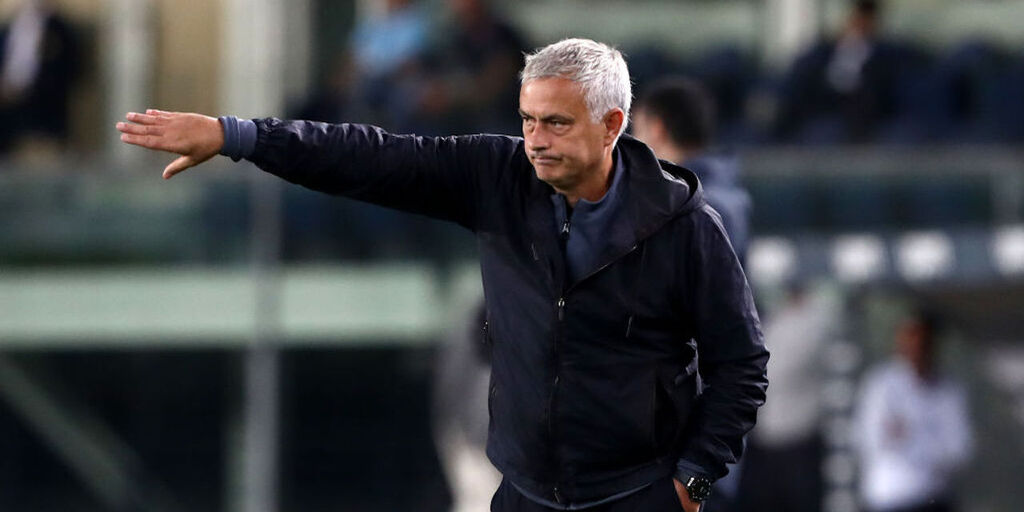 Roma-Udinese, le parole di Mourinho (Getty Images)