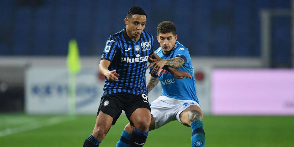 Atalanta-Napoli 4-2, gol e highlights (Getty Images)