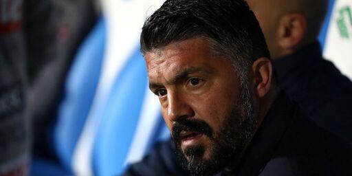 """Parma-Napoli, Gattuso: """"Sfortunati con Giua, stesso arbitro di Lecce"""" (Getty Images)"""