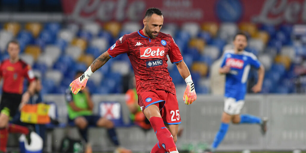 Napoli, out Lobotka. Le ultime su Ospina  (Getty Images)