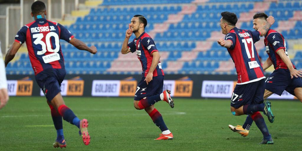 Crotone-Torino 4-2, gol e highlights (Getty Images)